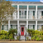 The Mazant bed and breakfast representing private event venues recommended by The Event Glossary in New Orleans, LA